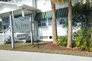 Contact the Lewis Law Firm if you are in need of expert legal services in the Treasure Coast!